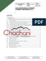 Plan de Atencion Al Cliente Rb Chachani