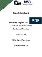 Reporte Practica 6