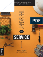 The Skinny on Service