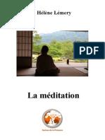 La méditation - extrait