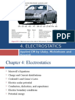 Chapter 4 Electromagnetics Class