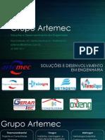 Grupo Artemec - Apresentação