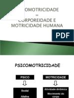 CORPOREIDADE E MOTRICIDADE HUMANA.ppt