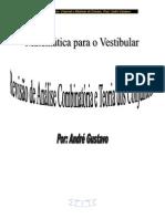 Apostila de Análise Combinatória e Teoria dos conjuntos (fundamentos)