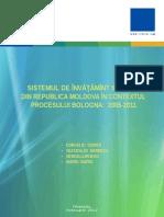 Studiu Protsesul Bologna 2005-2011 -1s