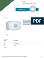 Esquema de Ligação Sensor Presença PW