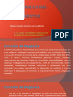 Portfolio NOFE Consultoria e Treinamentos
