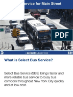 Select Bus Route Proposed for Jamaica and Flushing
