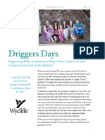 Driggers Days May, 2015