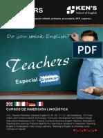 Catalogo Cursos Profesores Erasmus Plus 2015