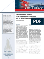 The Indispensable Partner? Turkey in the Evolving Triangulation with the United States and Europe