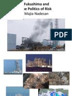 Fukushima Colloquium Majia Nadesan