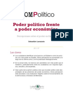 Poder Político Poder Econômico