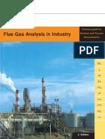Testo-Flue Gas in Industry 3-27-2008