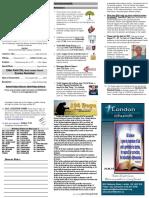 bulletin may 30-2015