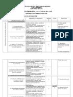105435189 Dosificacion Anual de Ciencias 1 Con Enfasis en Biologia 2011 2012