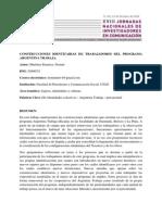 Construcciones Identitarias de Trabajadores del Argentina Trabaja