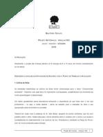 2006 Relatório Técnico Ser Criança Araçuaí - MG (JUL-SET-06)