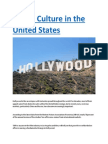 Movie Culture in the United States
