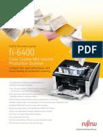 Fi 6400 Datasheet
