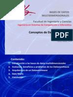 2. Conceptos de Datawarehousing