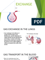 gas exchange ppt