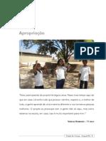 2007 Relatório Fotográfico Ser Criança Araçuaí - MG (ABR-JUN-07)