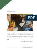 2007 Relatório Fotográfico Ser Criança Araçuaí - MG (JUL-SET-07)