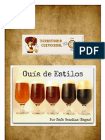 Guia de Estilos Cerveza