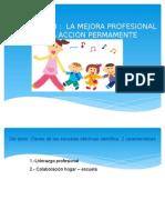 La Mejora Profesional Como Acción Continua Maricela Mendoza Otero (1)