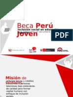 Beca Peru Joven - 18052015