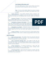 Factors Affecting Species Diversity_Short Note