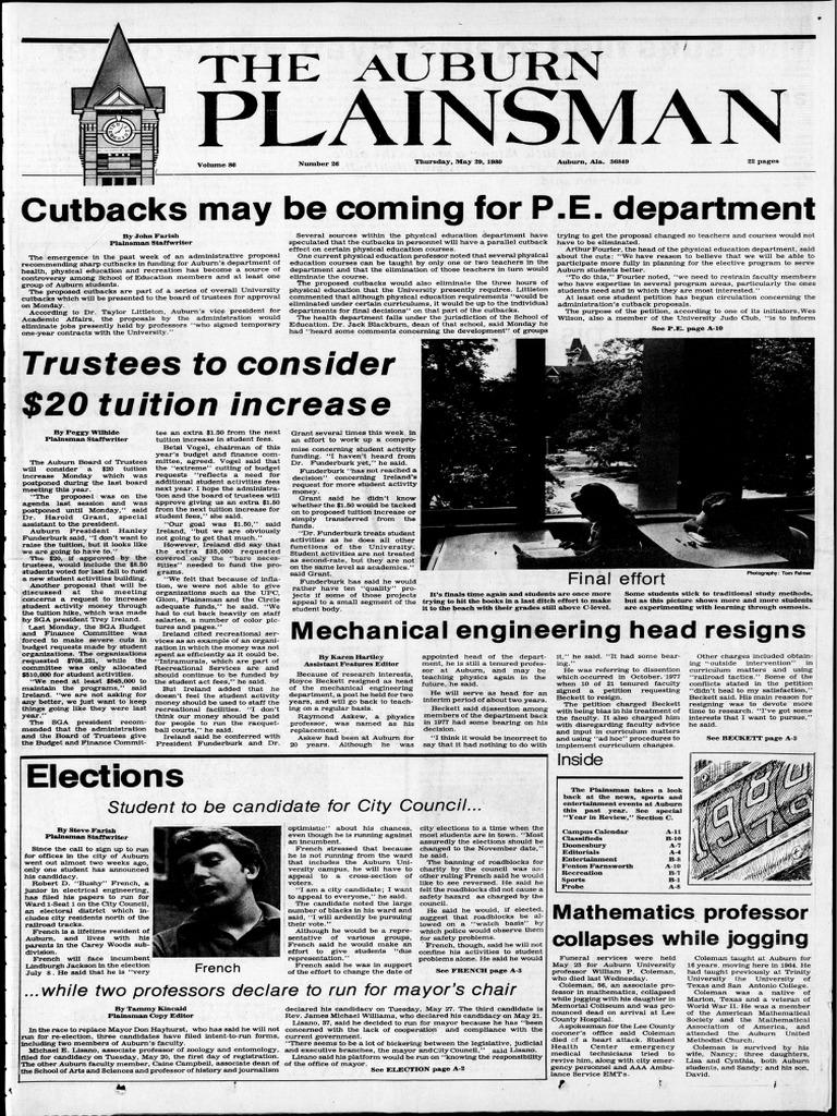 0fec97044d 1980 Plainsman | Intercontinental Ballistic Missile | Physical Education