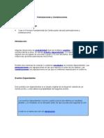 Permutaciones y Combinaciones_ejercicio