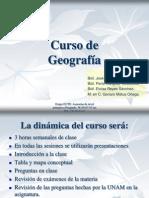 1 Introduccion a La Geografia y Cartografia
