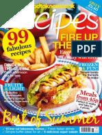 Goodtoknow Recipes - August 2014