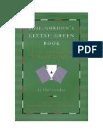Phil Gordon's Little Green Book (Phil Gordon)