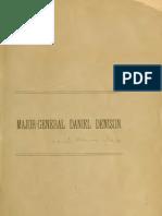 (1869) Major-General Daniel Denison, 1613-1682