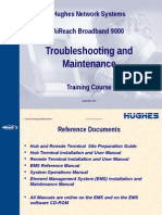 5 Troubleshooting & Maint