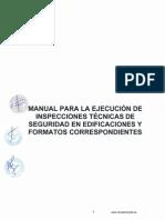 Manual Completo para la Ejecucion Inspecciones Tecnicas en Seguridad - Cenepred - Lima - Peru