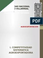 Comercio Internacional - Agroexportacion