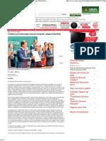 28-05-15 Comenzó ya la lucha legal contra la corrupción, asegura Peña Nieto