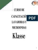 Curso de Rep Lav Micro O