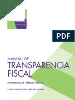 Manual de Transparencia Fiscal - FMI
