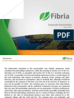 Corporate Presentation - NDRs