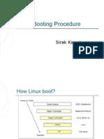 Linux Booting Procedure