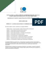 Manual Para La Aplicación de Las Disposiciones Relativas Al Intercambio de Información Con Fines Tributarios - OECD