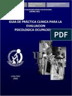 Gemo-002 Guia de Evaluacion Psicologica Ocupacional