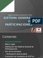 Sistema General de Participaciones