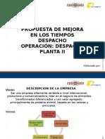 Presentation Pasantias